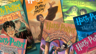 Photo of HARRY POTTER Books Banned from Library