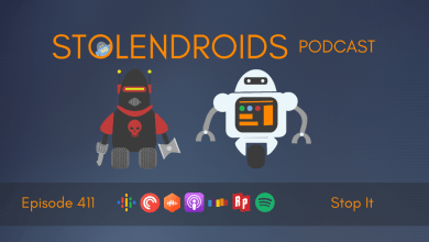 Stolendroids Podcast 411 Featured Image