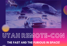 Photo of The Fast and Furious in SPACE! – Utah Remote-Con 2020