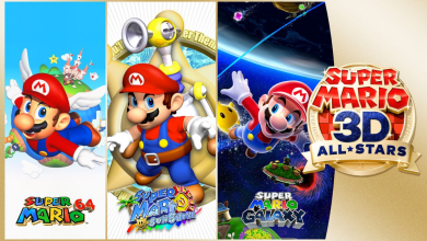 Photo of SUPER MARIO 3D ALL-STARS Coming to the Switch