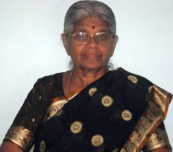 Ms. C. A. Saroja, Service To Man Is Service To God