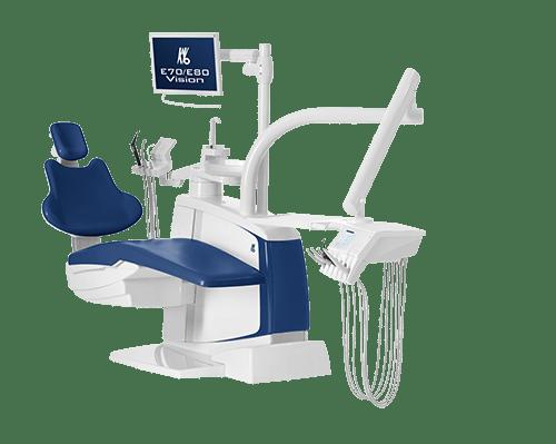 Стоматологическая установка KaVo ESTETICA E70-E80 Vision