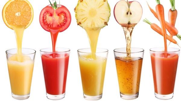 Как сок и нектар влияют на зубы