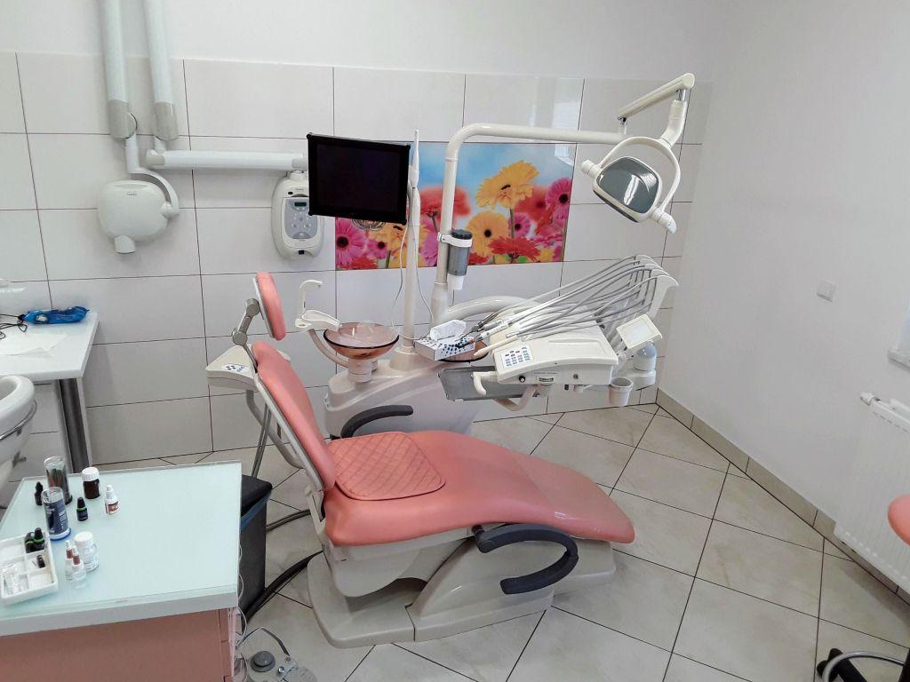 Gabinet stomatologiczny Rutkowska