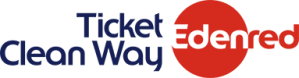 Ticket clean way logo