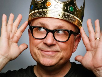 Goldthwait Gets Messed Up in Atlanta