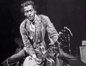 Some Thoughts on Chuck Berry, 1926-2017