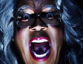 Tyler Perry Is Scaring Us Silly Again