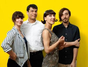 The Octopus Project Looks Into the Memory Mirror