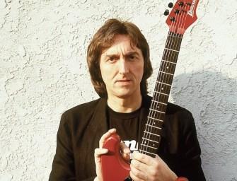 Prog/Fusion Guitarist Allan Holdsworth Dies, Age 70
