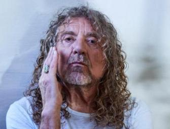 Robert Plant's Carry Fire Out Oct. 13