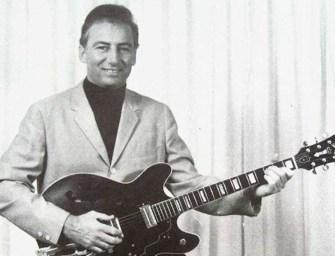 R.I.P. Sonny Burgess, Primal Rockabilly Wildman