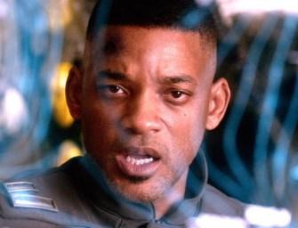 Futuristic Thriller Gemini Man Eyes Savannah