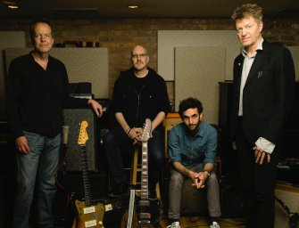 Nels Cline, Julian Lage Do the Band Thing