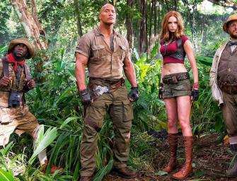 Another Jumanji Movie to Materialize in Georgia