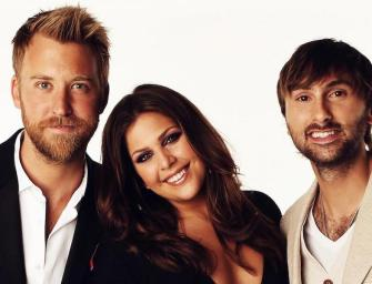 Lady Antebellum Kneels in Submission, Gets Shat Upon