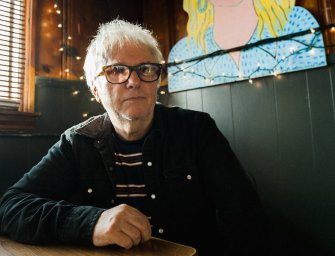 Wreckless Eric Recovering After Really Shite Spring