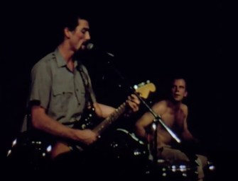 Unearthed Side Effects Footage Offers Glimpse of Early '80s Athens