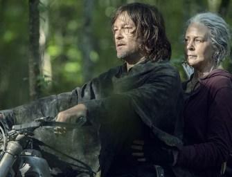 The Walking Dead Restarts Production in October
