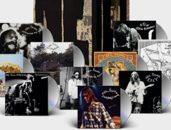 Neil Young's Archives II Box Out Nov. 20