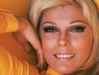 Nancy Sinatra Reissue Series Kicks Off