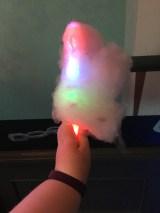 12. Light up candy floss