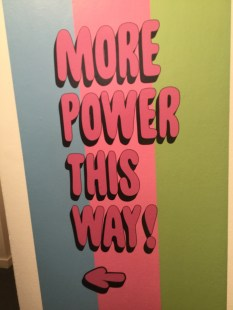 19. More power this way