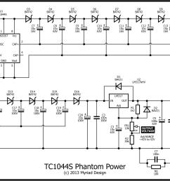 p48 phantom power from 9v d c stompville phantom power schematic 9v [ 1600 x 1041 Pixel ]