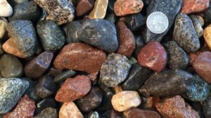 1.5 Inch River Rock – Sold Per Yard