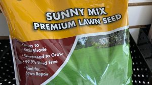 Sunny Mix Premium Lawn Seed