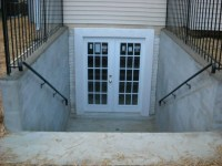 Tricks for Installing Walkout Basement Doors - Stone and ...