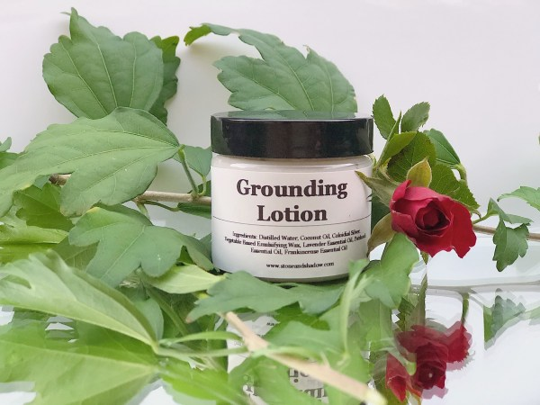 Grounding Lotion