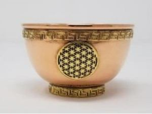 Offering Bowl Flower of Life