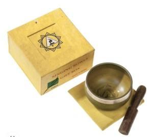 Solar Plexus Chakra Bowl