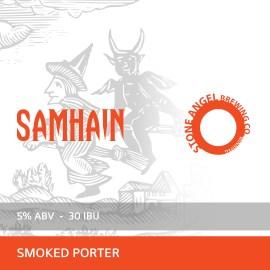 Samhain Smoked Porter