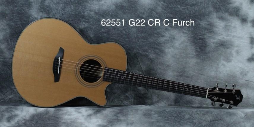 62551 G22 CR C Furch - 1
