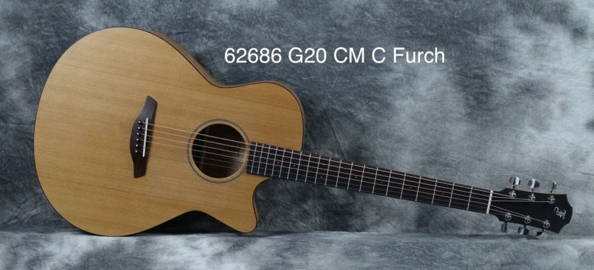 62686 G20 CM C Furch - 1