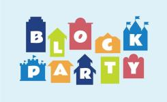 1st Annual Block Party — see pics!