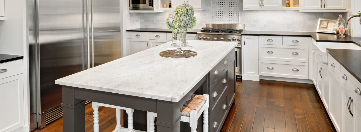 tile for kitchen countertops linen curtains granite quartz marble ceramic more stone is the most popular type used on countertop applications today