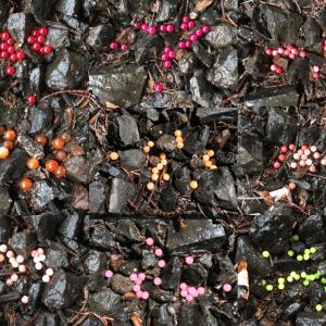 Stone Fishing Beads
