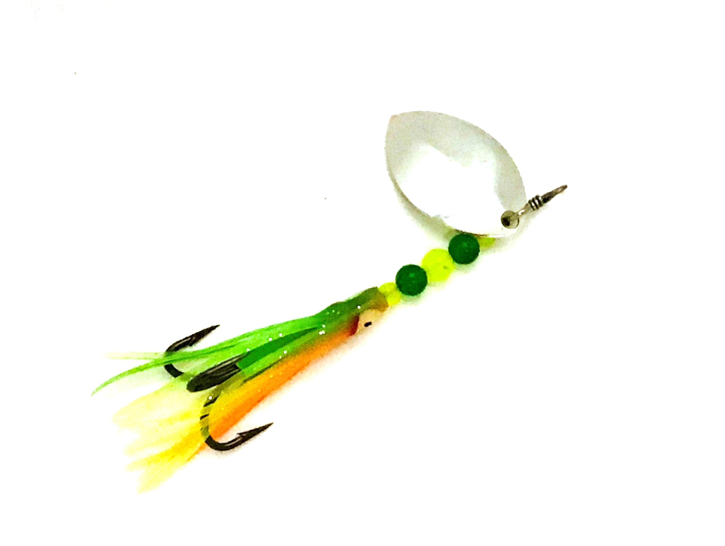 Dirty Troll Elite Size #4 Silver Plated Olympic /Cascade