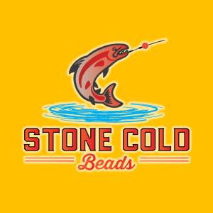 Natural Stone Fishing Beads