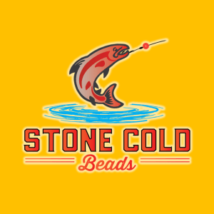Natural Stone Fishing Beads