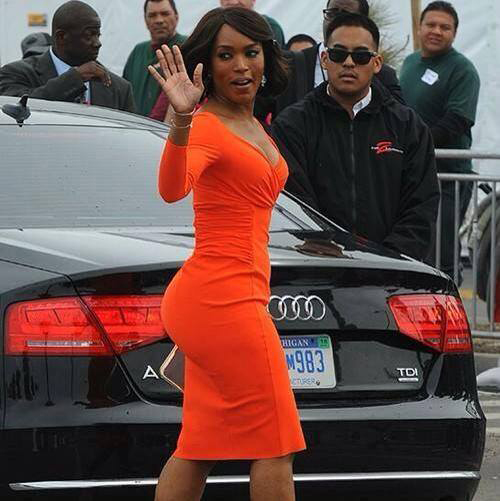 Who knew?  Actress Angela Bassett Got Back!!! (1/2)