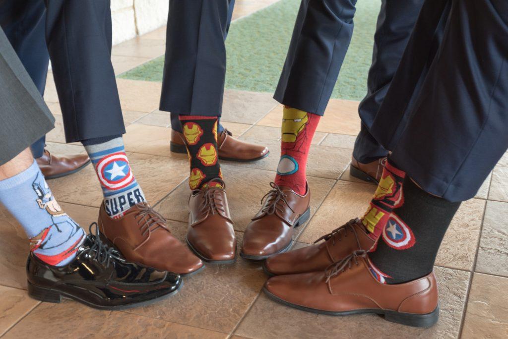 Groomsmen Funny Socks