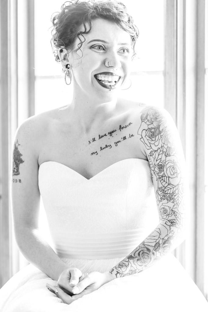 McKenna Bridal Portrait