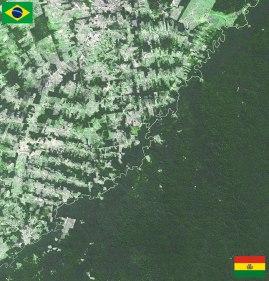 #12 Bolivia And Brasil