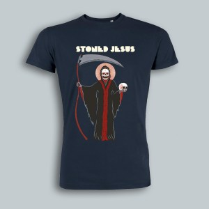 "STONED JESUS T-Shirt ""The Harvest"" Man"