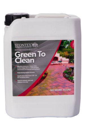 Image of Stontex Green to Clean environmentally friendly natural stone cleaner