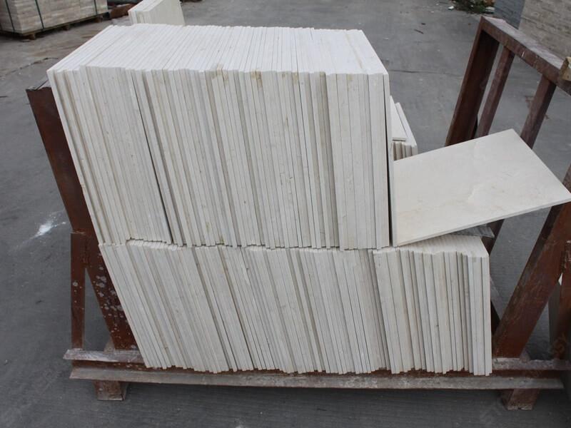 crema marfil marble tile 24x24